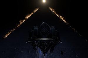 Hra vás uvedie do sveta s veľmi zvláštnou architektúrou.