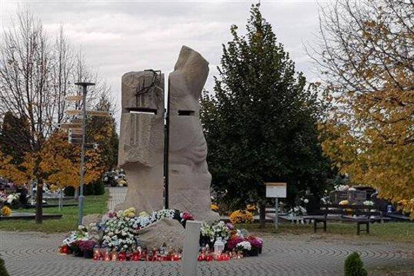 Cintorín sv. Jozefa.