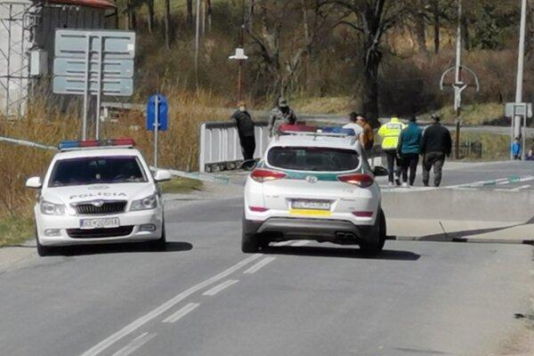Začiatok uzatvorenej oblasti obce Žehra.