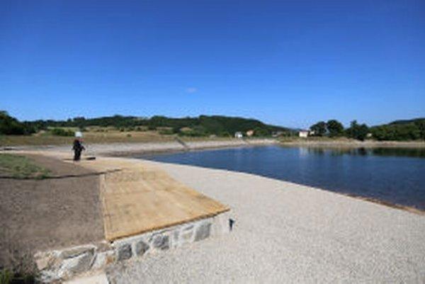 Nová pláž pre rodiny s deťmi.