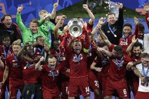 Vlaňajší víťaz Ligy majstrov FC Liverpool zo súťaže vypadol.