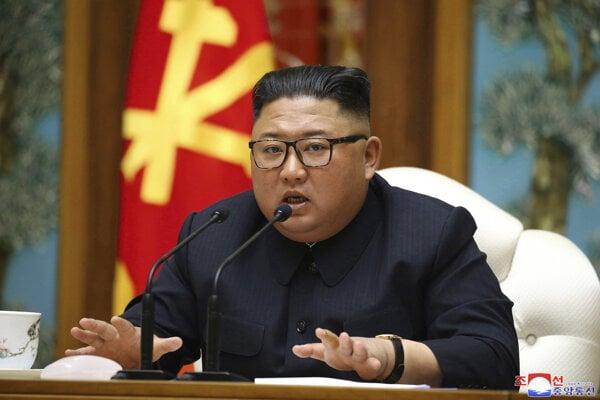 Kim Čong-un zvolal mimoriadne zasadnutie politbyra.