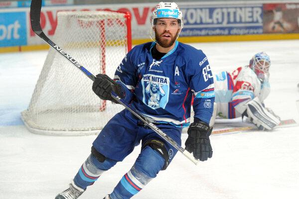 Marek Slovák je podľa eliteprospects.com tretím najproduktívnejším Nitranom (333 bodov v 505 zápasoch) v dejinách slovenskej extraligy.
