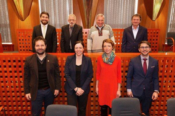 Klub nezávislých poslancov Banskobystrická alternatíva