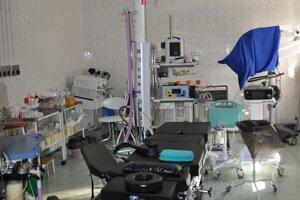 Operačná sála.