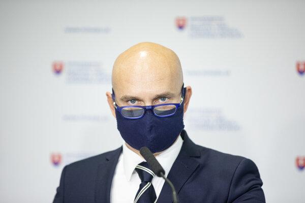 Minister školstva, vedy, výskumu a športu Branislav Gröhling.