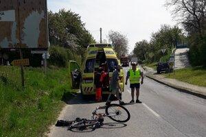 Jedna z tragických nehôd.