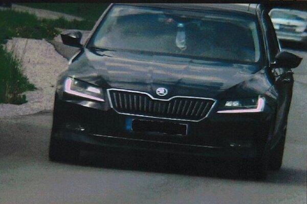Vodič v tomto aute uháňal rýchlosťou 127 km/hod.