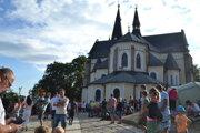 Na Mariánsku horu do Levoče chodia státisíce ľudí.
