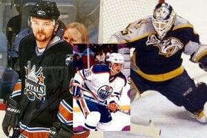 Traja hráči zo Zvolena, ktorí si vyskúšali ako chutí NHL.
