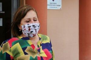 Brziaková potvrdila návštevu z Embraca ohľadom prepúšťania.