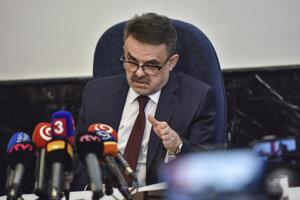 Generálny prokurátor Jaromír Čižnár.