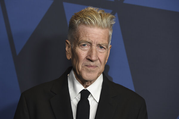 David Lynch (74)