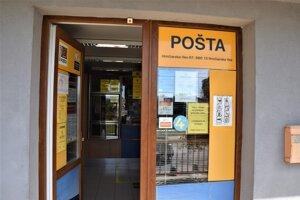 Na pošte v Hrnčiarskej Vsi adresátov z domu č. 305 nikdy nevideli.