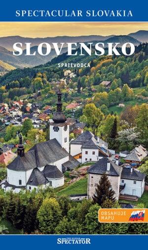 Spoznajte top pamiatky, ale aj miesta, na ktoré vás iní knižní sprievodcovia nezavedú (www.spectacularslovakia.sk)