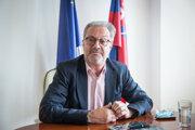 Predseda Najvyššieho súdu Ján Šikuta.