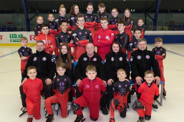 Rýchlokorčuliari Akademiku Prešov sa už pripravujú na novú sezónu.