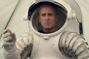 Space Force: simulácia života na Mesiaci a Steve Carell v hlavnej úlohe.