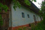 Starý dom v Slopnej.