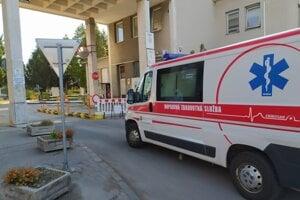 Nemocnica Bojnice.