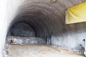 Západná tunelová rúra.