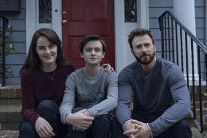 Kedysi šťastná rodina Barberovcov z Bostonu. Jej príbeh je v seriáli Defending Jacob.
