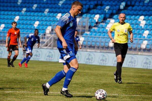 Trhová hodnota Milana Ristovského stúpla v FC Nitra zo 150-tisíc eur na 325-tisíc eur.