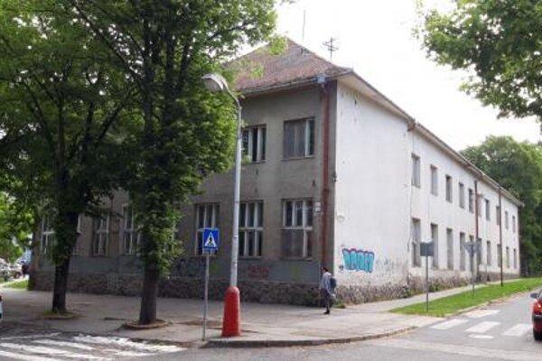 Budova, v ktorej bude stacionár.