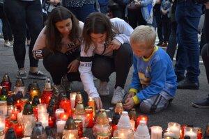 Vo Vrútkach si uctili pamiatku učiteľa Jaroslava Budza.
