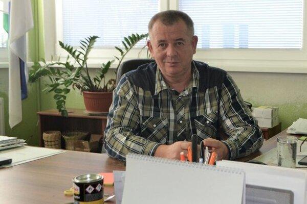 Zoltár Jankóšik, starosta obce Gemer.
