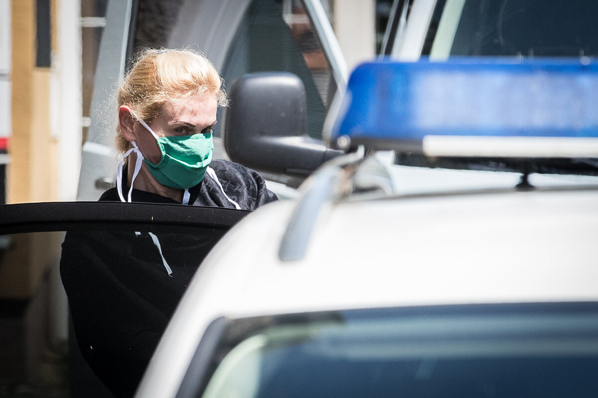 Jankovská sa snaží s políciou vyjednávať - SME