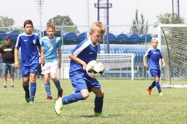 Známe sú už termíny turnajov pre kategórie U15, U13, U11 a U9.