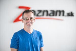 CEO a majiteľ Zoznamu Martin Mác