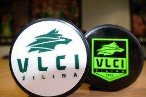 Nové logo žilinského klubu.