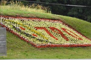 Okoloidúcich by kvety mali tešiť celé leto.