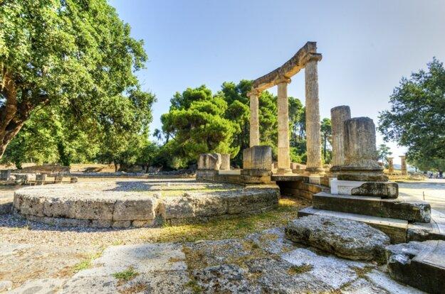 Staroveká Olympia