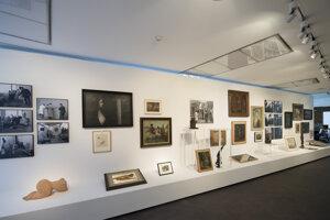Výstava Generácia 909,76 v SNG je výstavou o výstave