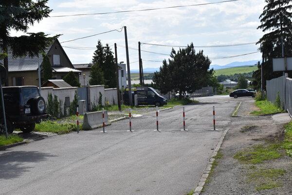 Takto je prehradená Družstevná ulica v Prešove.