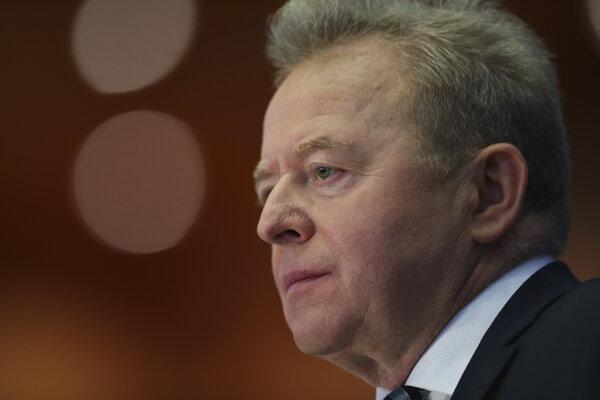 Poľský eurokomisár Janusz Wojciechowsk.