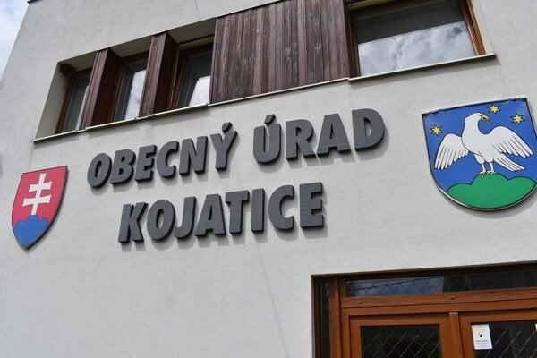 Obecný úrad Kojatice.