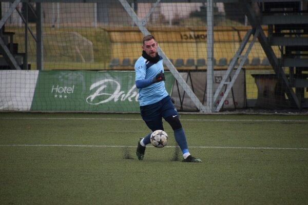 Tomáš Ševčík strelil dva góly Krásna do siete Vysokej, vrátane víťazného.