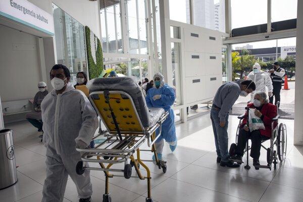 Nemocnica v Lime