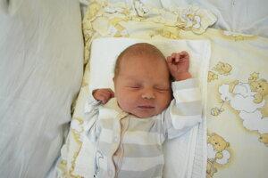 Eliška Mrázová (3670 g, 50 cm) sa narodila 30. júna Linde a Vojtechovi z Nového Mesta nad Váhom.