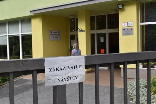 Centrum sociálnych služieb Via Vitalis na Volgogradskej 5 v Prešove.