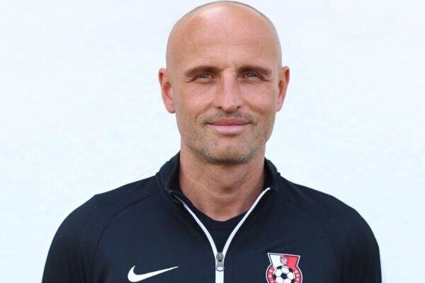 Tréner Serede Peter Lérant.