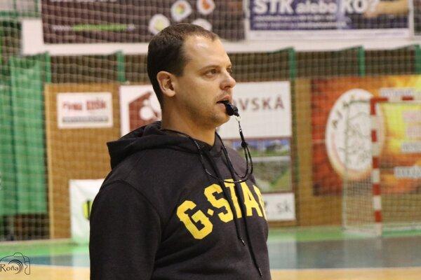 Tomášovi Straňovskému post trénera svedčí.