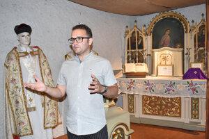 Výstava Dar kráľa bude prístupná minimálne do konca prázdnin.