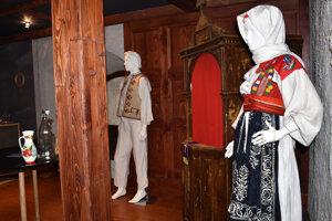 Kroje boli najslávnostnejším odevom v šatníku, chodilo sa v nich do kostola.