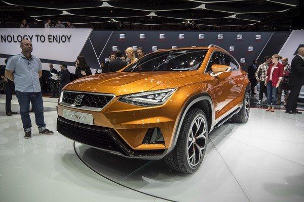 Príchod až troch nových vozidiel predznamenal koncept 20V20 predstavený na tohtoročnom autosalóne v Ženeve.