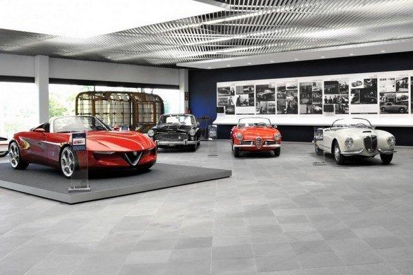 Môzeum Pininfarina